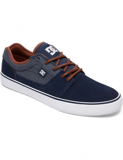 DC Tonik SE Trainers in Navy