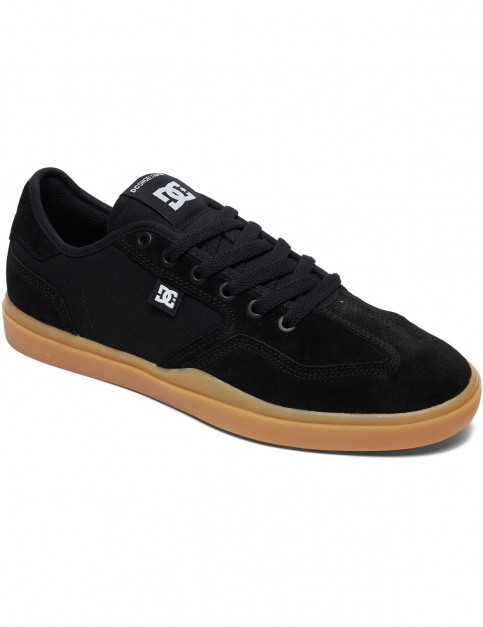 DC Vestrey Trainers in Black/Gum