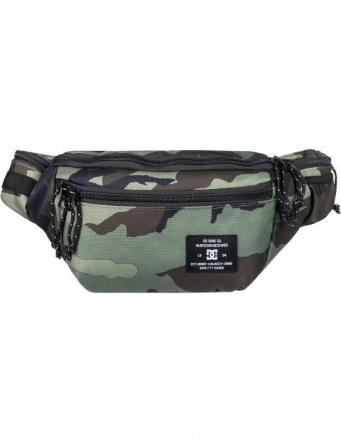 DC Waistpack Pouch in Camo