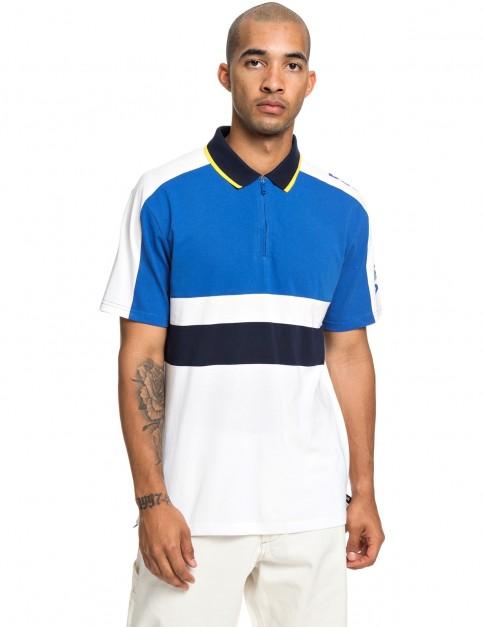 DC Walkley Polo Shirt in Black Iris