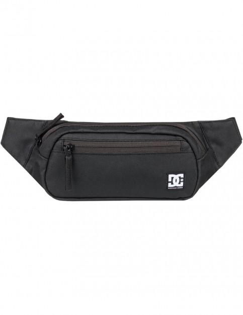 DC Zeke Destroyer Bum Bag in Black
