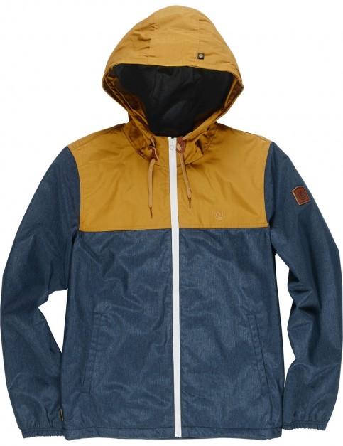 Element Alder 2 Tones Jacket in Eclipse Nav Hea