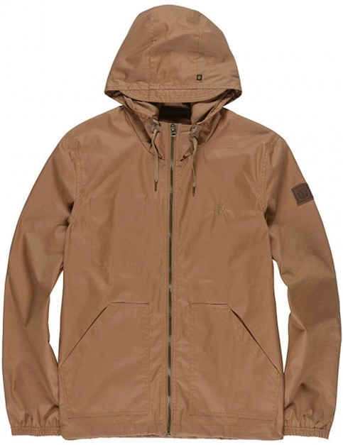 Element Alder Chore Jacket in Bronco Brown