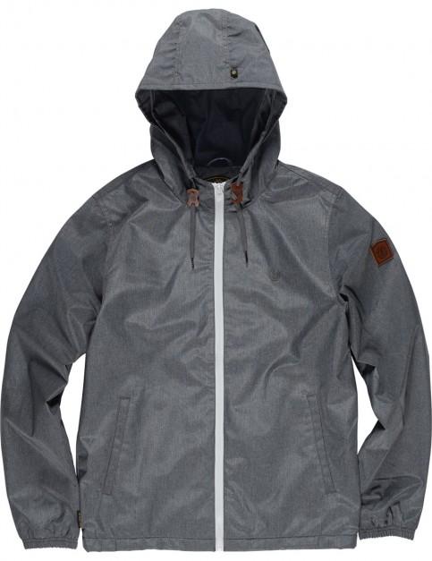 Element Alder Jacket in Mid Grey Htr