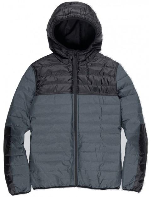 Element Alder Puff Jacket in Flint Black