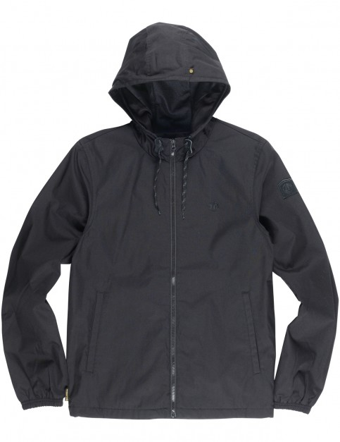 Element Alder Softshell Jacket in Flint Black