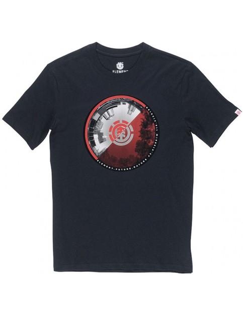 Element Ambit Short Sleeve T-Shirt in Flint Black