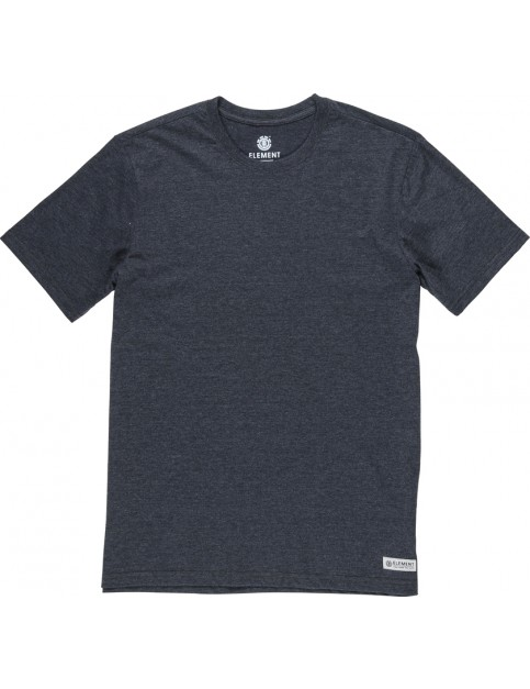 Element Basic Crew Short Sleeve T-Shirt in Charcoal Heather