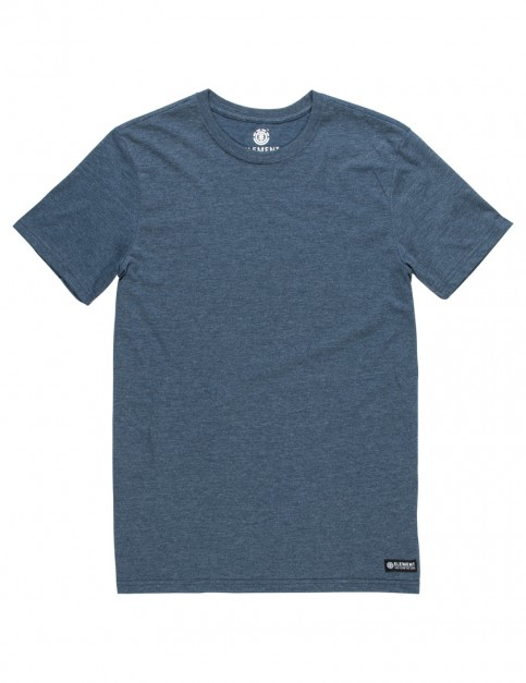 Midnight Element Basic Crew Short Sleeve T-Shirt