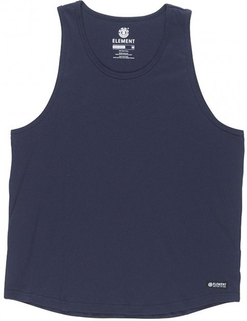 Element Basic Tank Sleeveless T-Shirt in Eclipse Navy
