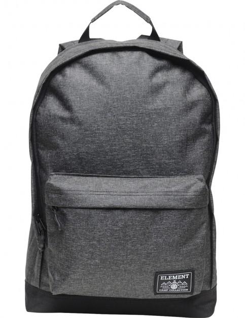 Element Beyond Backpack in Black Grid Htr