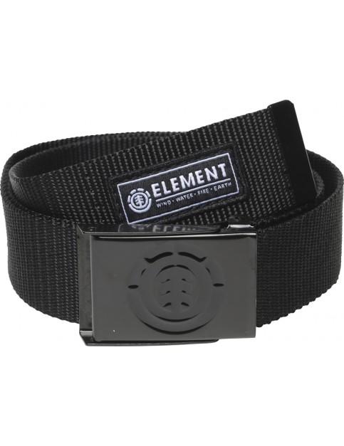 All Black Element Beyond Webbing Belt