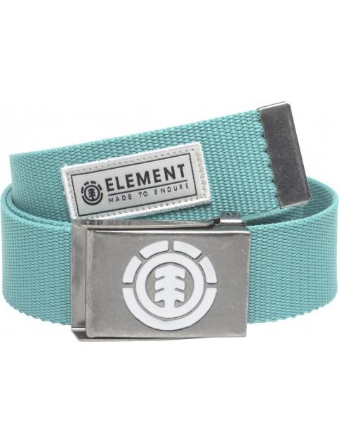Element Beyond Webbing Belt in Dynasty Green