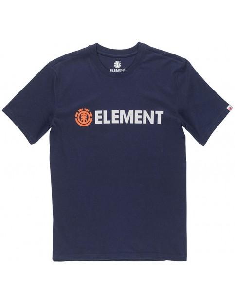 Element Blazin Short Sleeve T-Shirt in Eclipse Navy