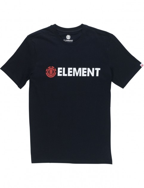 Element Blazin Short Sleeve T-Shirt in Flint Black