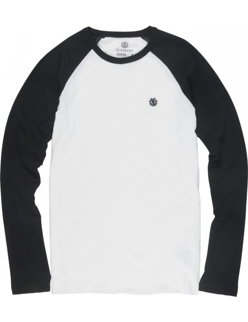 Element Blunt Long Sleeve T-Shirt in Black