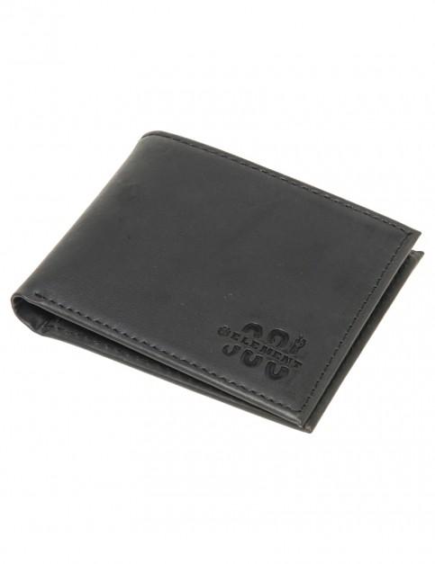Black Element Bowo Leather Wallet