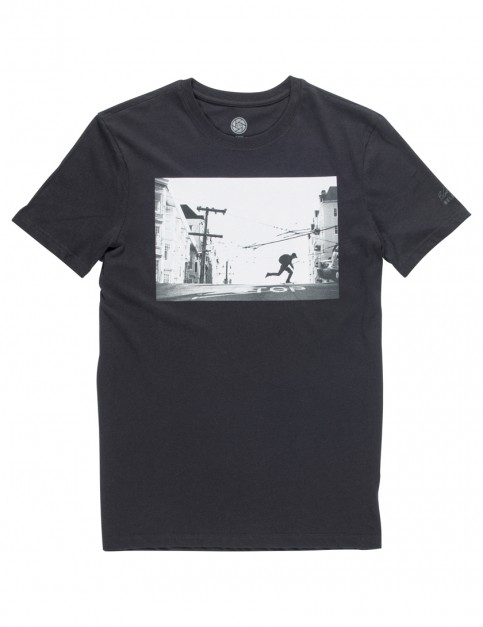 Flint Black Element Brian Gaberman Short Sleeve T-Shirt