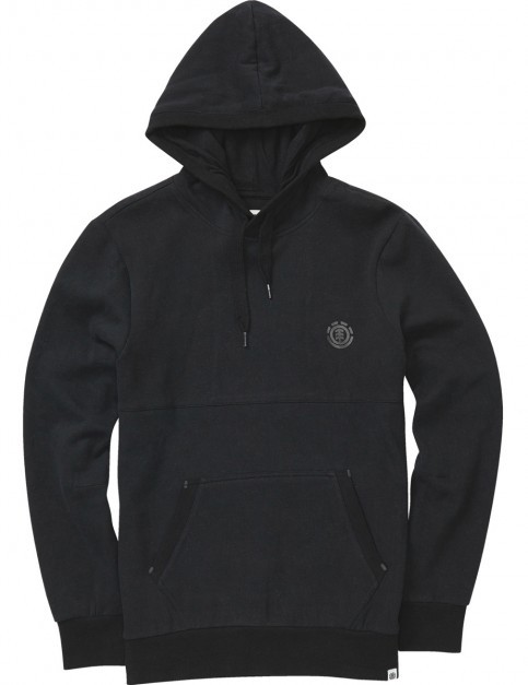 Element Bronson Ho Pullover Hoody in Flint Black