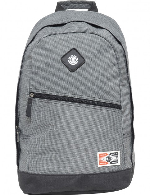 Element Camden Backpack in Asphalt Heather