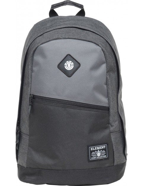 Element Camden Backpack in Black Heather