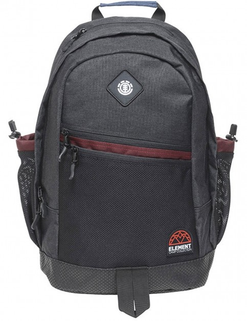 Element Camden Backpack in Dark Heather
