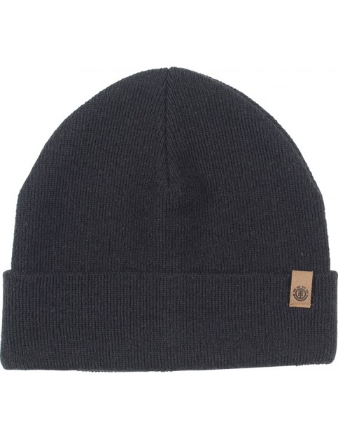 Element Carrier II Beanie in All Black