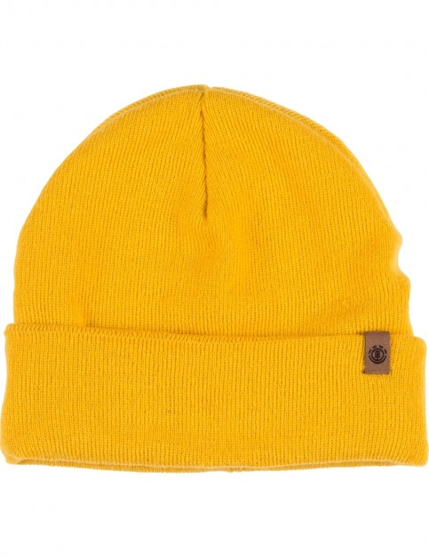 Element Carrier II Beanie in Mineral Yellow