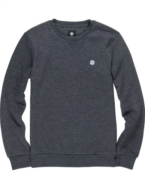 Element Cornell Classic Sweatshirt in Charcoal Heathe