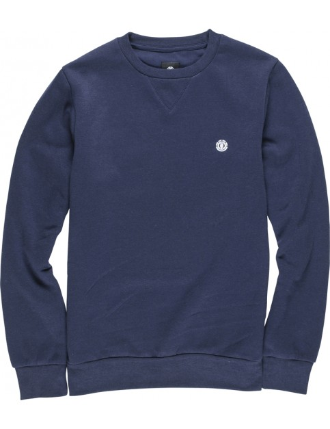 Element Cornell Crew Sweatshirt in Eclipse Navy