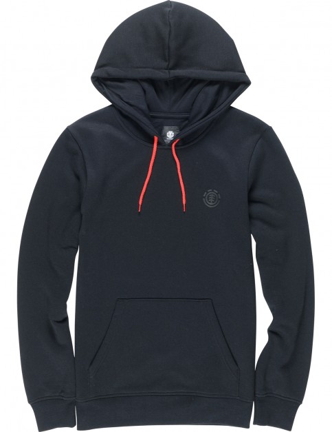 Element Cornell DWR Pullover Hoody in Flint Black