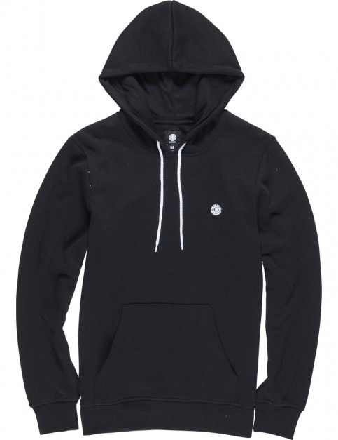 Element Cornell Pullover Hoody in Flint Black