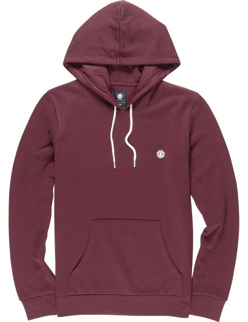 Element Cornell Pullover Hoody in Napa Red