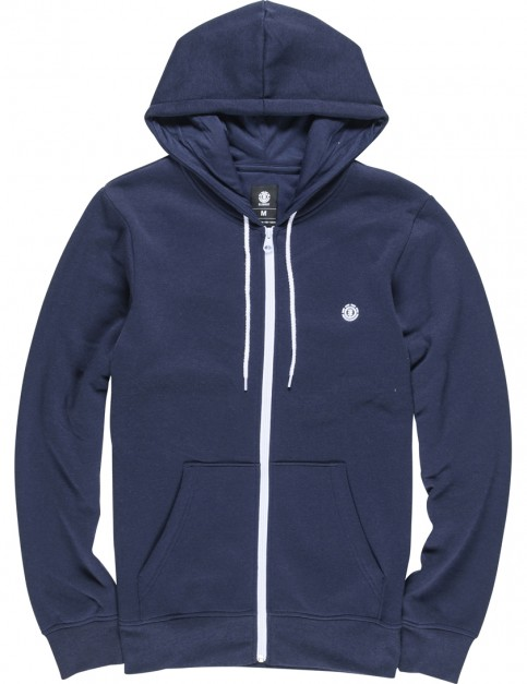 Element Cornell Zipped Hoody in Eclipse Navy