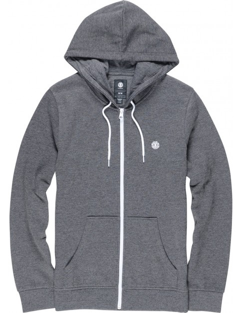 Element Cornell Zipped Hoody in Charcoal Heather