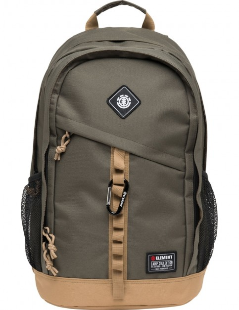Element Cypress Backpack in Moss Green