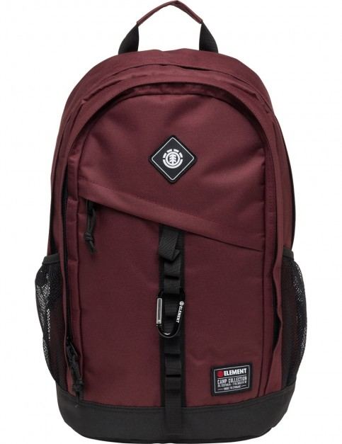 Element Cypress Backpack in Napa Red