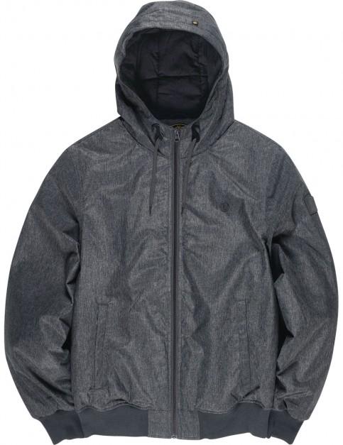 Element Dulcey Jacket in Flint Black Htr