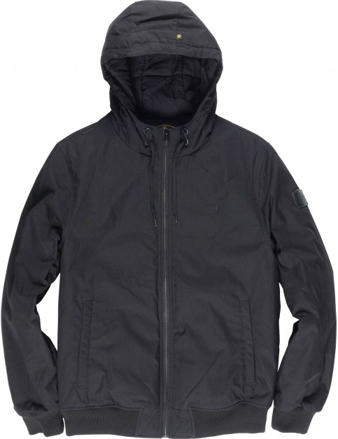 Element Dulcey MA-1 Jacket in Flint Black