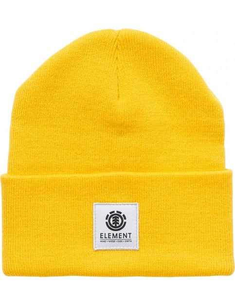 Canary Yellow Element Dusk Beanie