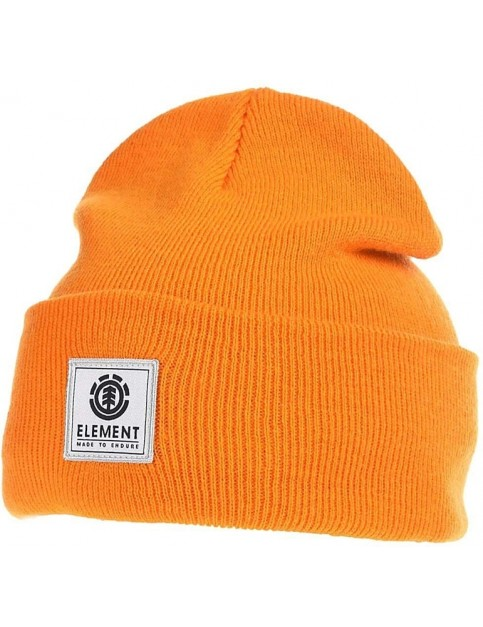 Element Dusk II Beanie in Dark Cheddar