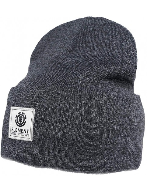 Element Dusk II Beanie in Ink Heather