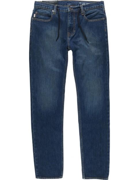 Element E02 Slim Fit Jeans in Sequoia Demin
