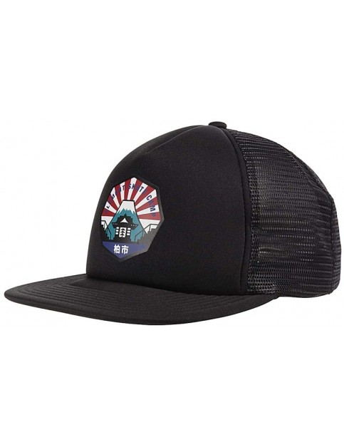 Element Ea Trucker Cap Cap in Flint Black