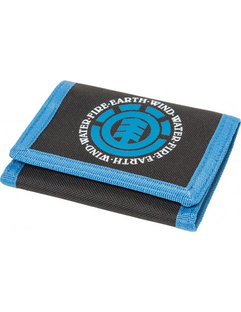 Dark Charcoal Element Elemental Polyester Wallet