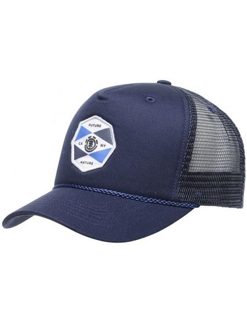 Element Emblem II Cap in Indigo