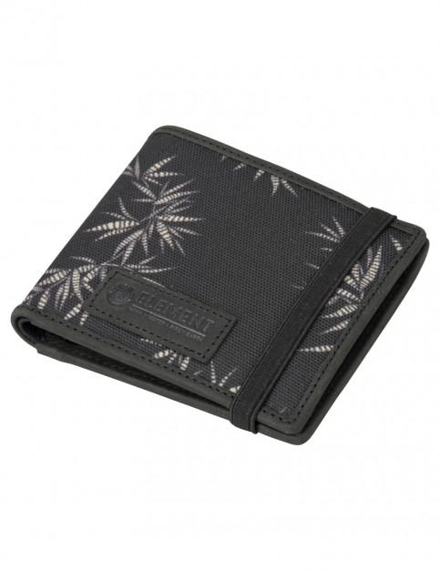 Black Element Endure Faux Leather Wallet