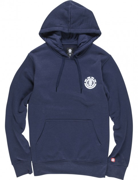 Element Flag Pullover Hoody in Eclipse Navy