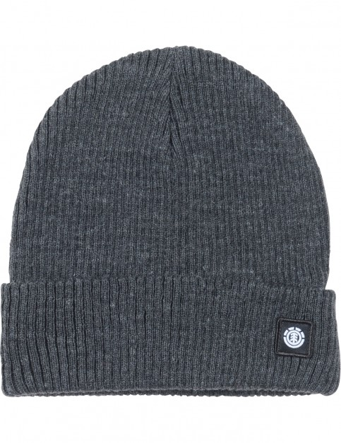 Element Flow II Beanie in Charcoal Heather