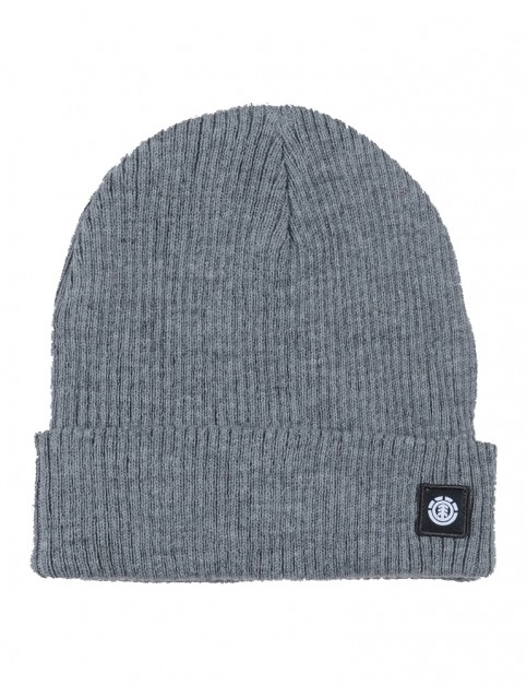 Element Flow II Beanie in Grey Heather